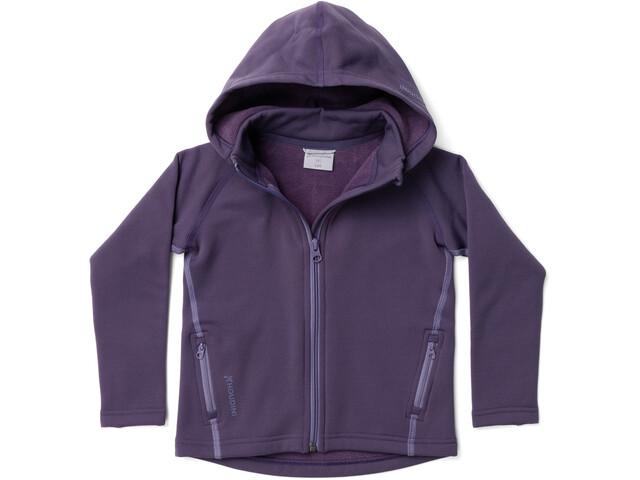 Houdini Power Houdi Jacket Kids prince purple